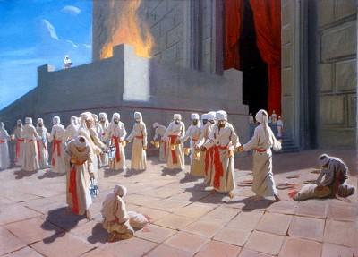 תפילה חמה כקרבן עולה | ויקרא
