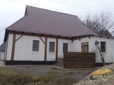 בית הכנסת העתיק של הבעל שם טוב