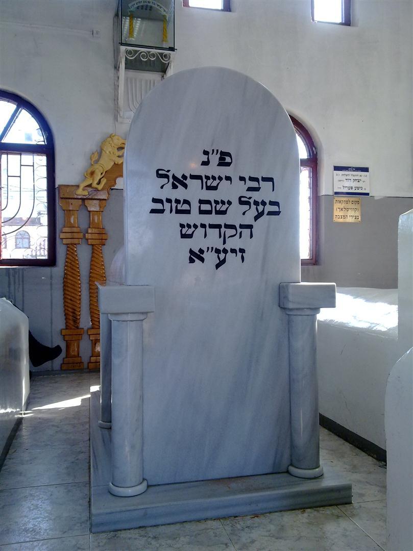 רבי ישראל הבעל שם טוב הקדוש | ביוגרפיה