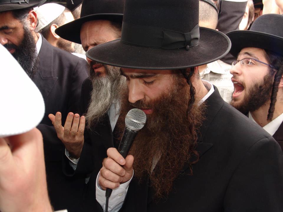 הרב שלמה עופר בסידור קידושין