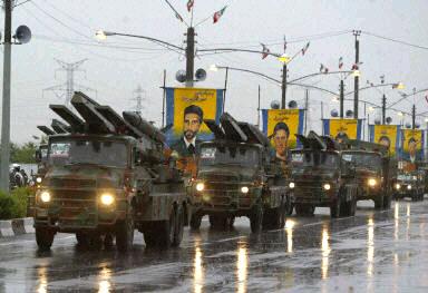 עורו עורו' האיראנים באים!